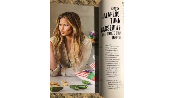 Recipe Review: Chrissy Teigen's Cheesy Jalapeño Tuna Casserole