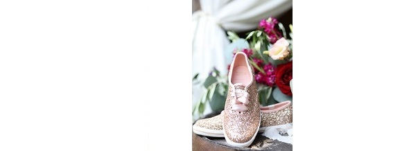 My Favorite Wedding Dancing Shoes